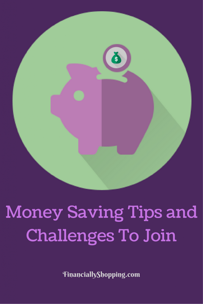 save money tips, tricks, challenges, trackers and planners