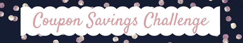 coupon tracking planning and money saving planner